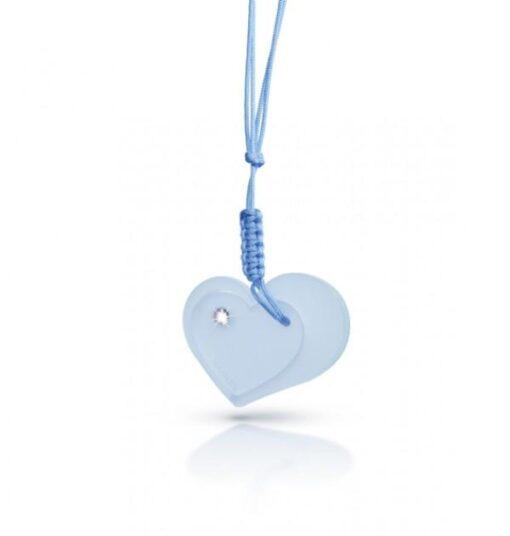 Cofanetto namuri baby cuore azzurro