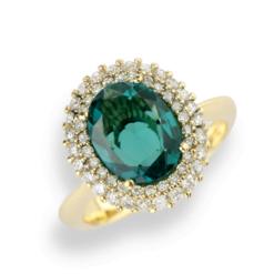 anello oro giallo smeraldo namuri