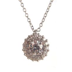 collana pendente diamanti Namuri