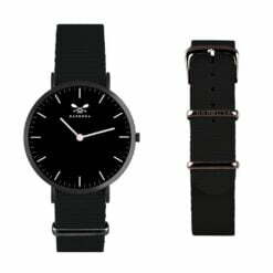 orologio color black Barbosa