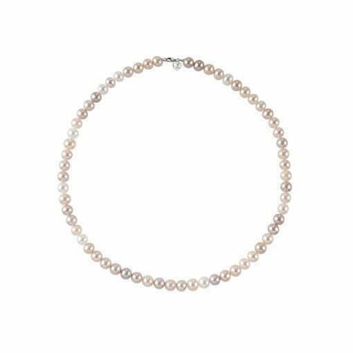 collana perle multicolor Bliss