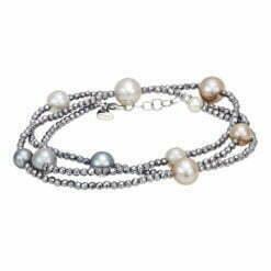 collana perle ematite Bliss