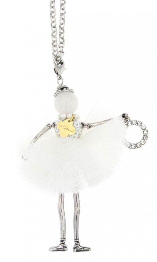 collana Le Carose ballerina