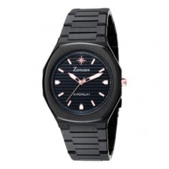 orologio superslim nero Zancan
