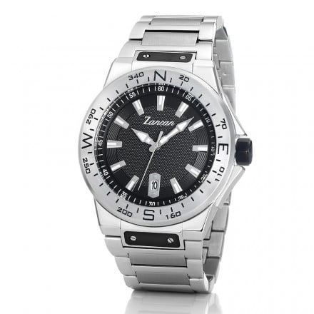 orologio acciaio Zancan