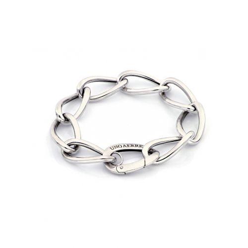bracciale in argento unoaerre