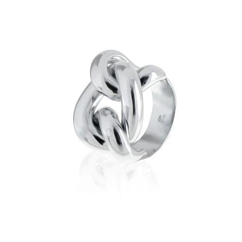 anello in maglia grumetta unoaerre