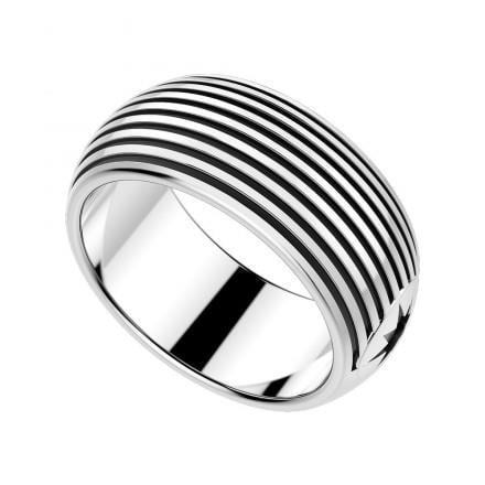 anello uomo fascino Zancan