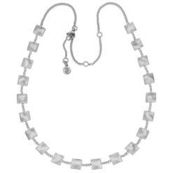 collana argento Eclat