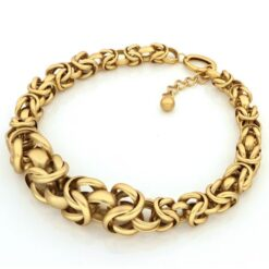 collana bizantina satinata unoaerre