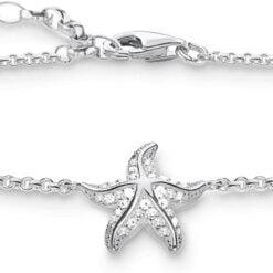 Bracciale argento stella marina Thomas Sabo