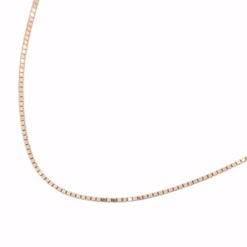 catena veneziana oro rosa